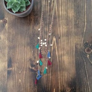 Express - 4 strand layered Necklace